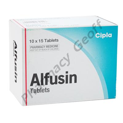 Alfusin 10 (Alfuzosin HCL) - 10mg (15 Tablets) 1
