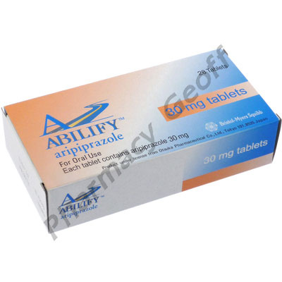 Abilify (Aripiprazole) - 30mg (28 Tablets)