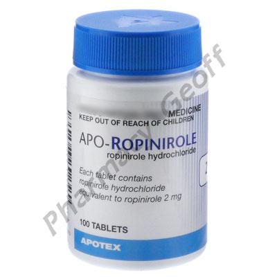 Ropinirole Us Pharmacy