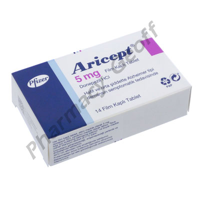 Aricept 5mg Or 10mg