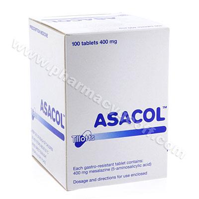 Mesalamine 400 Mg Tablets