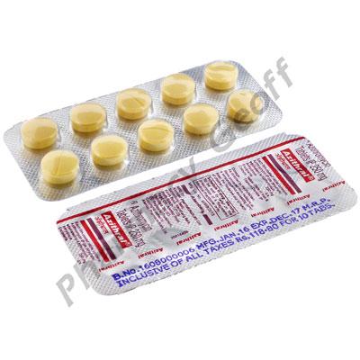 Spizef 250mg azithromycin