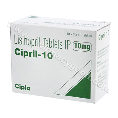 Lisinopril 10 Mg Side Effects