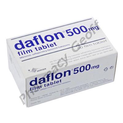 Daflon 500 инструкция на русском цена - фото 4