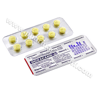 Hytrin 2mg Indication