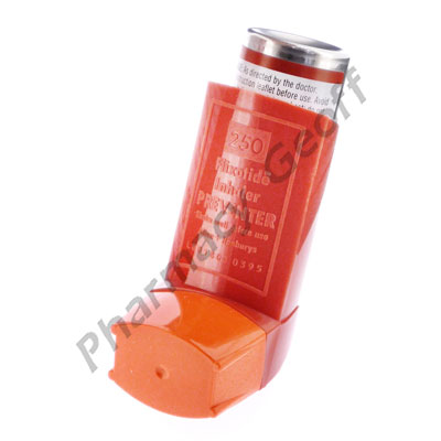 Fluticasone Propionate Inhaler