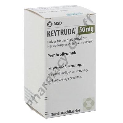 Keytruda (Pembrolizumab) - 50mg (1 vial) :: General Health