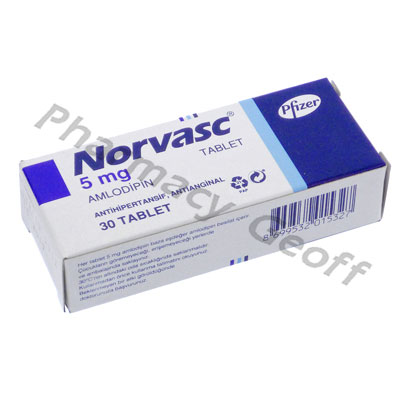 norvasc is for
