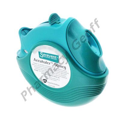 Salmeterol Inhaler