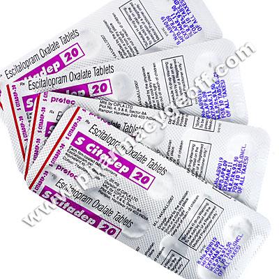 Escitalopram Oxalate High