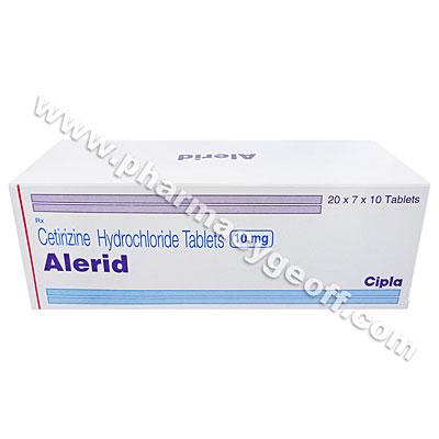 Cetirizine Hcl High