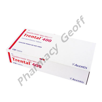 Pentoxifylline Er 400 Mg