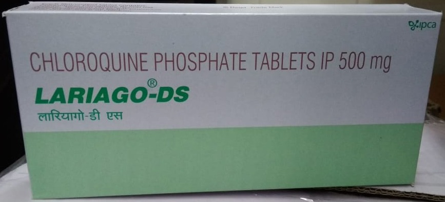 Lariago DS (Chloroquine) Tablets