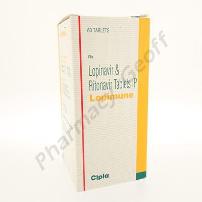 Lopimune (Lopinavir/Ritonavir) - Covid-19 Coronavirus