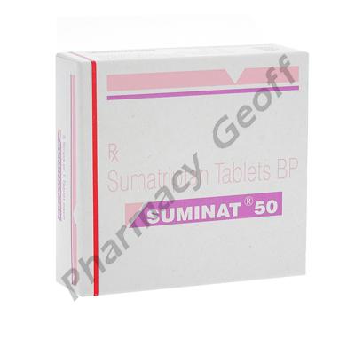 Suminat 25 mg 1000