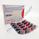 Dutas T (Tamsulosin/Dutasteride) - 0.4mg/0.5mg (15 Capsules)