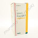 Lopimune (Lopinavir/Ritonavir) - 200mg/50mg (60 Tablets)