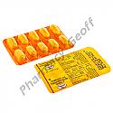 Bactrim DS (Trimethoprim/Sulfamethoxazole) - 160mg/800mg (10 Tablet)