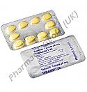 Tadasoft (Tadalafil) - 20mg (10 Chewable Tablets)